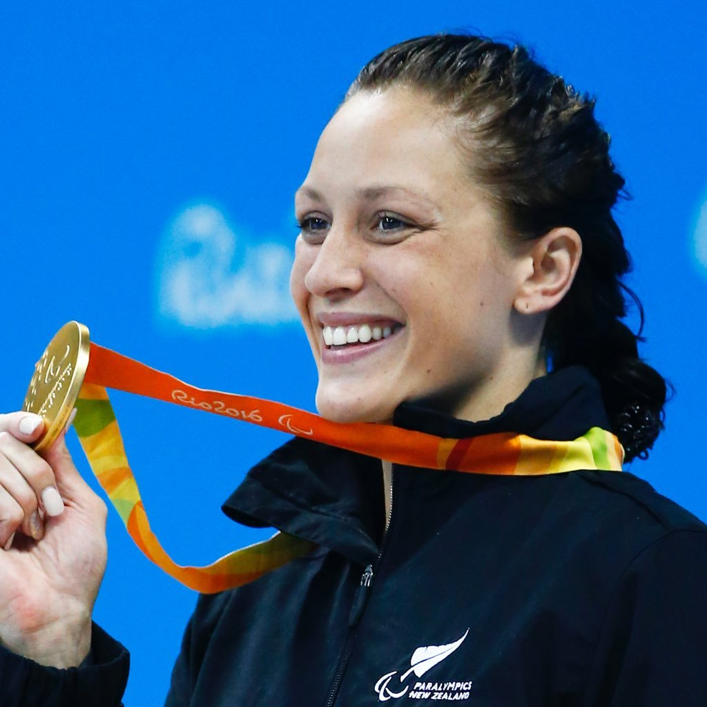 NZ Swimmer Sophie Pascoe Gets Her 10th Gold Medal in Tokyo Paralympics