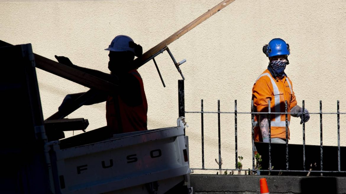 Auckland Construction Company to Require Vaccination Proof for Access to Sites under Alert Level 2 and 3