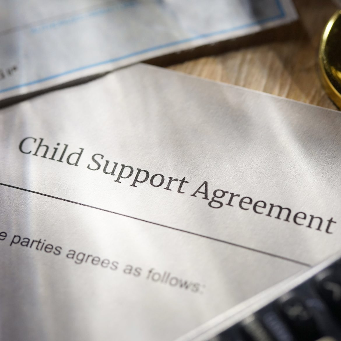 How the State Acquires Child Support that Fathers Pay